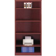 Hyperwork Four-Shelf Bookcase (36