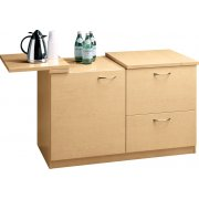 Hyperwork Mobile Office Buffet Credenza