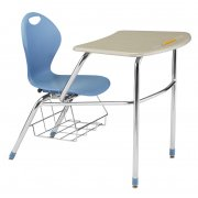 Inspiration Student Combo Desk - WoodStone Top (18