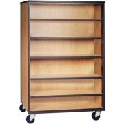 General Open Storage Unit - 4 Adj, 1 Fixed Shelf
