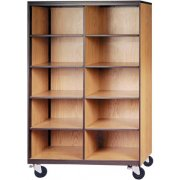 Cubby Storage with 10 Adj. Shelves