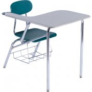 Jumbo-Top Combo Chair-Desk with HP Top