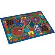 Teachers Pet Rectangle Carpet (5'4