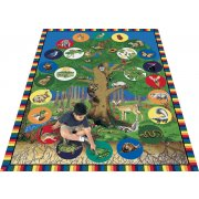 Tree of Life Carpet (5'4