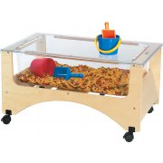 See-Thru Sensory Table Toddler Size