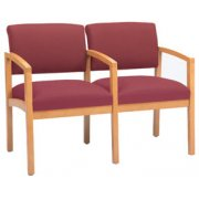 Lenox Grade 2 Seating with Arms (2 Seater)