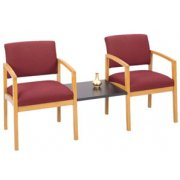 Lenox Grade 2 Chairs with Center Table