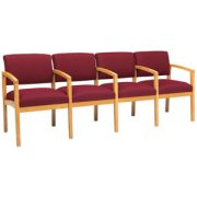 Lenox Grade 2 Seating with Arms (4 Seater)