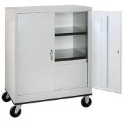 Mobile Lateral File Storage Cabinet