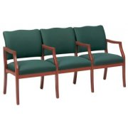 Franklin 3-Seat Sofa with Center Arms