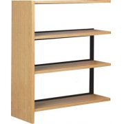 42 Adder w/3 Shelves for Single Faced Shelf Unit