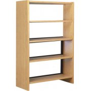 60in Base w/4 Shelves for Single Faced Shelf Unit