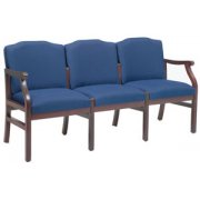 Traditional Grade 2 Seating (3 Seater)