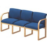 Contour Seating - Upgraded Upholstery (3 Seater Sofa)