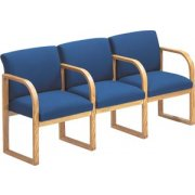 Contour Seating - Center Arms (3 Seater Sofa)