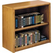 Contemporary Bookcase with 1 Shelf (36