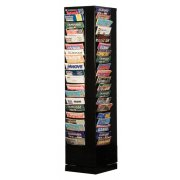 80-Pocket Carousel Literature Organizer
