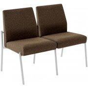 Mystic 2-Seat Armless Sofa