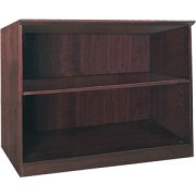 Corsica & Napoli Bookcase with 1 Shelf (36