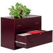 Wood Filing Cabinets