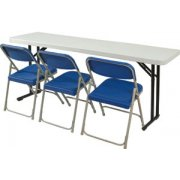 Lightweight Folding Seminar Table (61