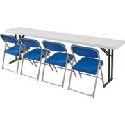 Lightweight Folding Seminar Table (72