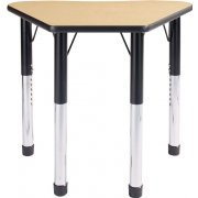 Petal Collaborative Classroom Desk - Laminate Top