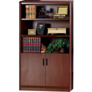 Park Lane Bookcase with 2 Doors (36