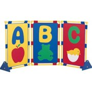 Illustrated Alphabet Playpanel Set