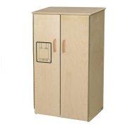Refrigerator w/Tip-Not Doors