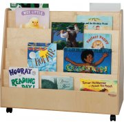 Healthy Kids Green Double Sided Book Display