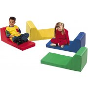 Soft Loungers Set of 4