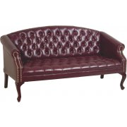 Queen Anne Traditional Sofa