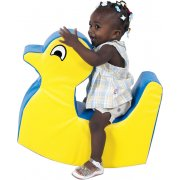 Duck Soft Play Rocking Animal