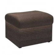 Rotunda Fully Upholstered Sq Bench Module