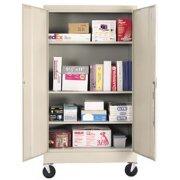Mobile Steel Storage Cabinet (36