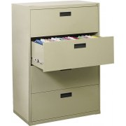 4-Drawer Lateral File