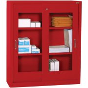 Counter-Ht Clearview Sliding Storage Cabinet (36