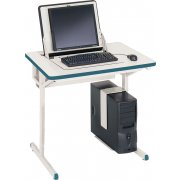 SmartDeck Computer Table For 1 Computer (36