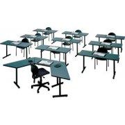 Folding Smart Rectangular Table