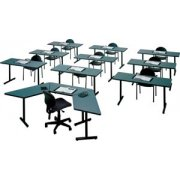 Folding Smart Rectangular Table