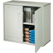 SnapEase Stackable Storage Cabinet
