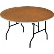 Plywood Round Banquet Table (72