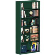 Extra Deep Steel Bookcase (3'Wx7'H)