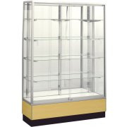 Mirror-Back Trophy and Display Case (48
