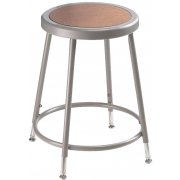 NPS Adjustable Metal Lab Stool (19-27