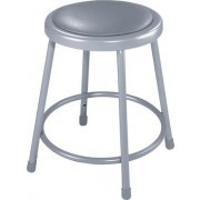 Upholstery Stool - Fixed Height (24