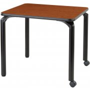 Elevate Series School Table with Casters (30x48