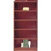 Radius-Edge Laminate Bookcase (32