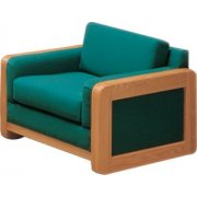 Timber Seating (Arm Chair)